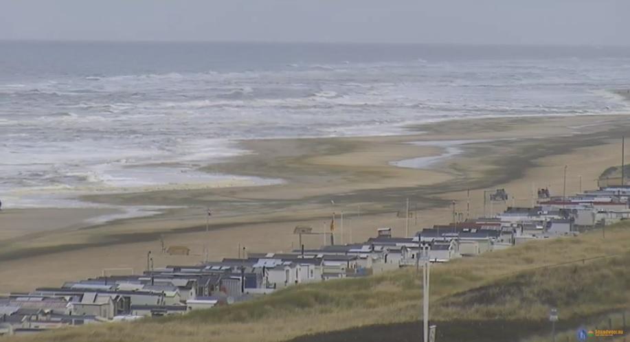 Het strandweer voor zondag 28 april