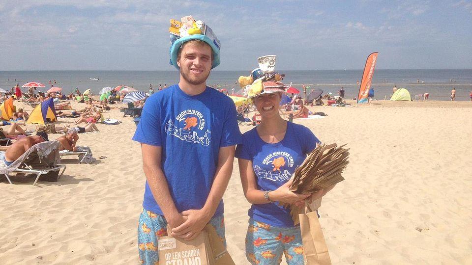Ze komen weer: de Beach Busters!