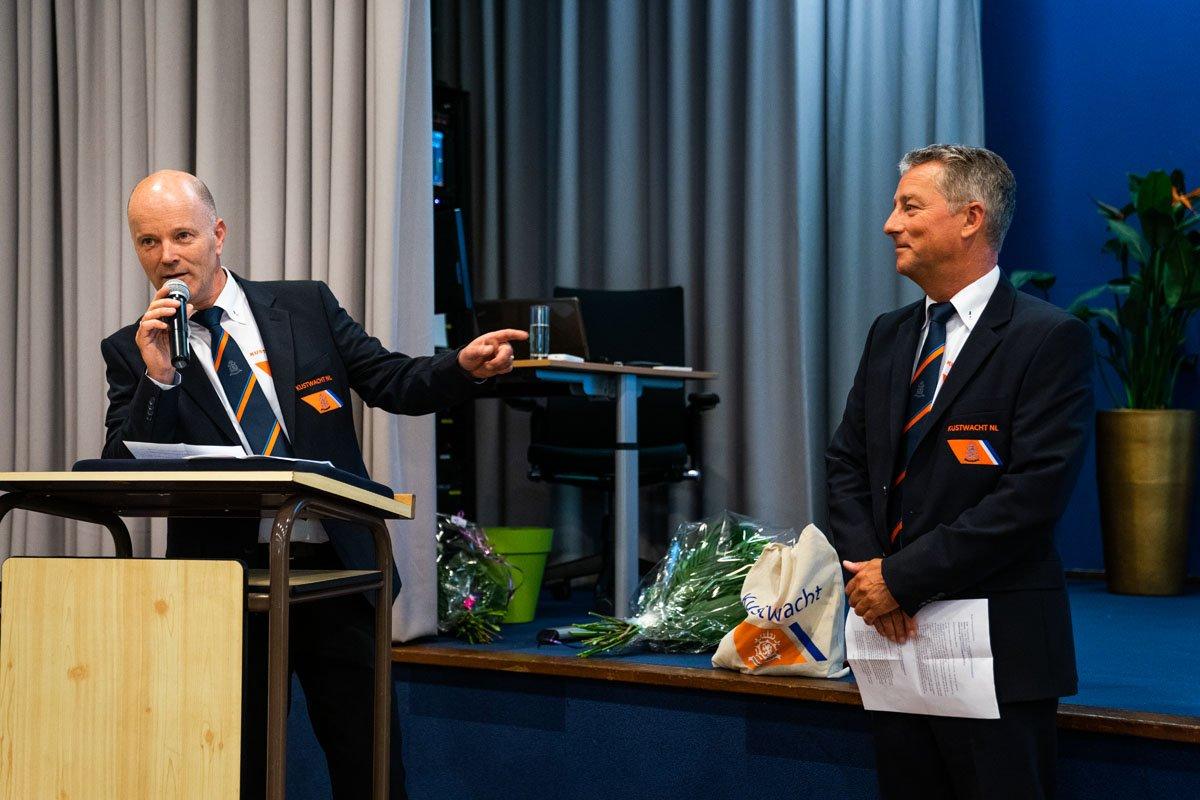Directeurswissel voor Kustwacht Nederland