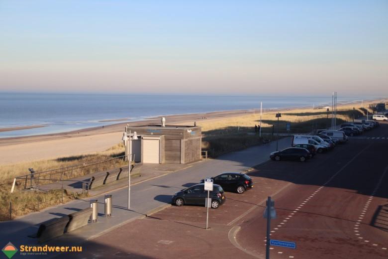 Het strandweer voor het 2e weekend van maart