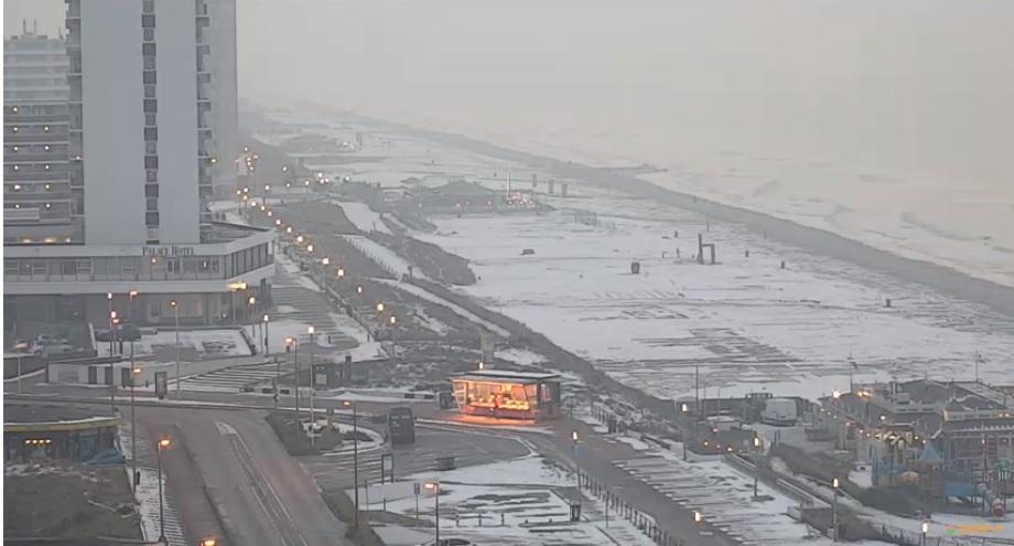 Webcam Zandvoort eindelijk online op Strandweer.nu