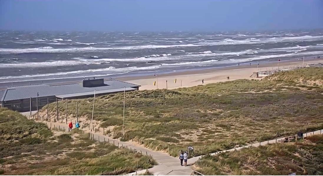Het strandweer voor zondag 11 augustus