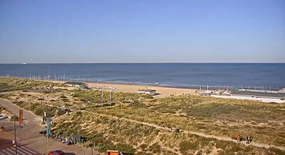 Het strandweer voor zondag 22 september