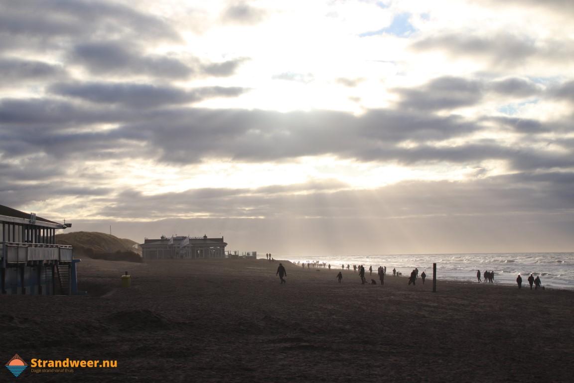 Het strandweer voor maandag 30 december