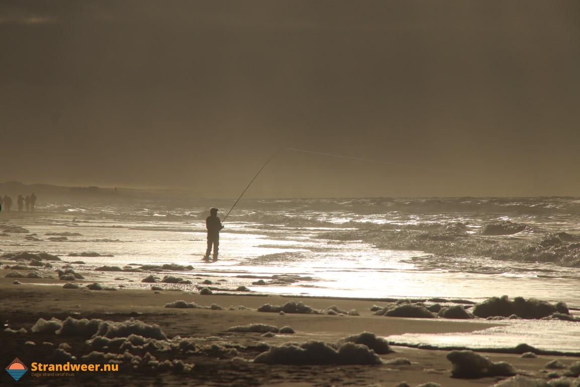 Het strandweer voor het laatste weekend van 2019