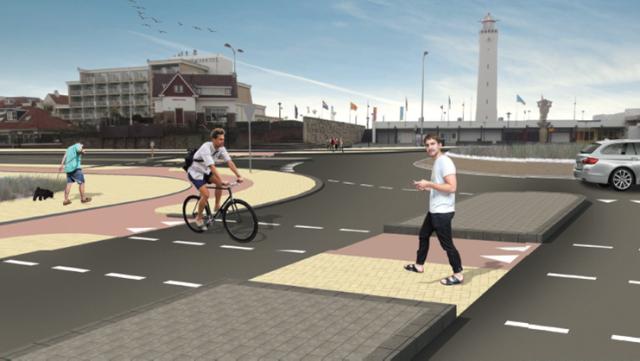 Noordwijkse raad stelt krediet beschikbaar voor project Parallel Boulevard
