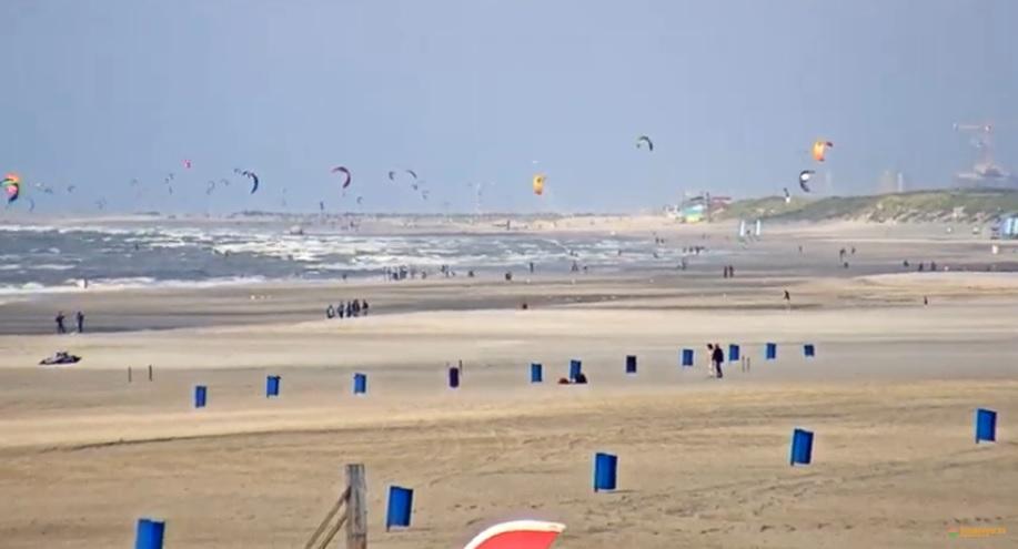 Het strandweer voor zondag 14 juli