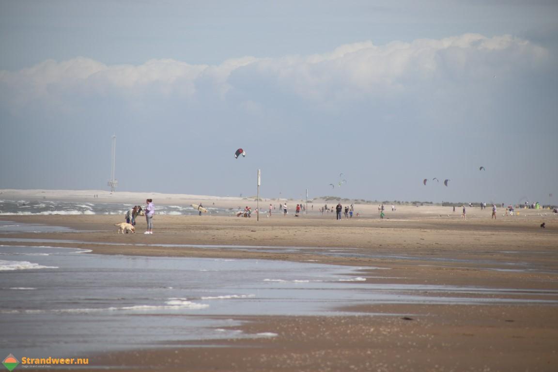 Het strandweer voor vrijdag 3 januari