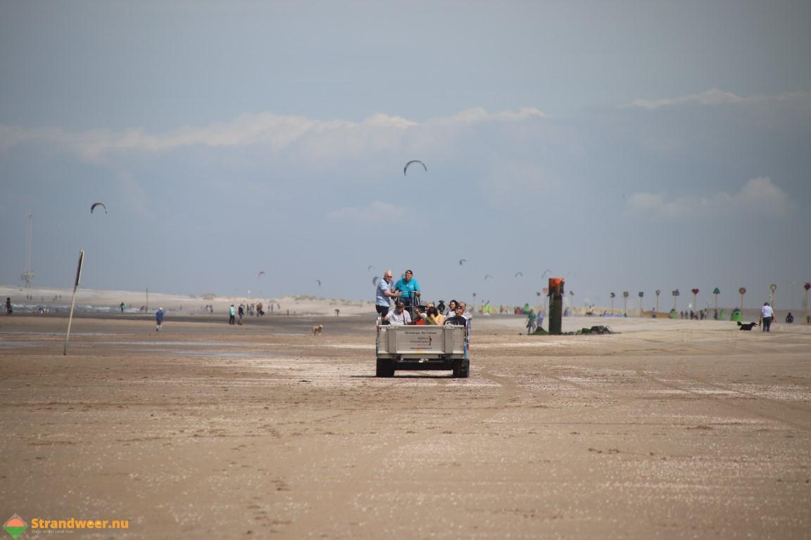 RDW niet akkoord met nieuwe strandrups in Noordwijk