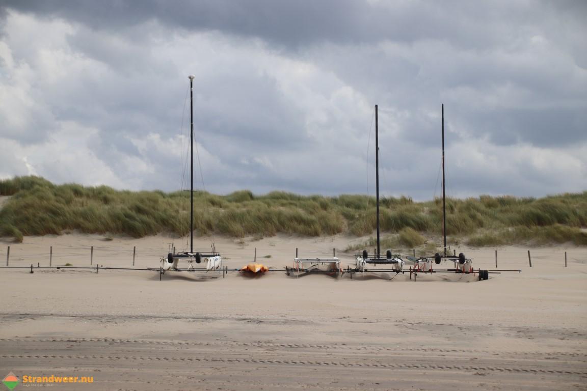Het strandweer voor donderdag 31 oktober