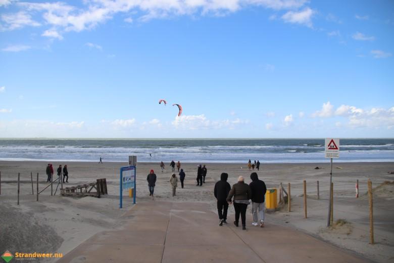 Het strandweer voor de 3e week van maart