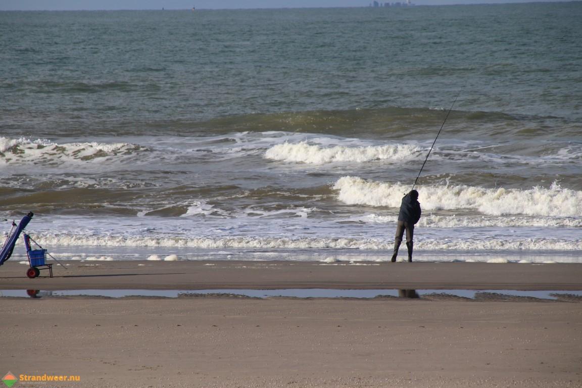 Zonnig strandweer voor vrijdag 8 november