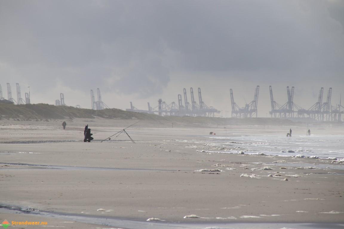 Het strandweer voor dinsdag 24 december