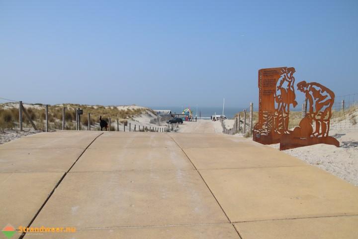 Het strandweer voor dinsdag 23 juli