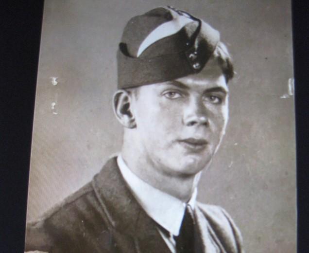 Het verhaal achter sergeant David Dickson