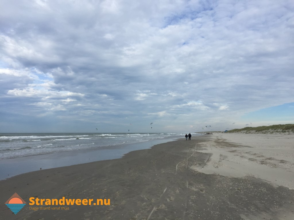 Het strandweer voor zondag 27 oktober