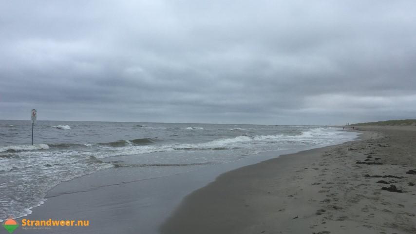 Het strandweer voor maandag 29 juli