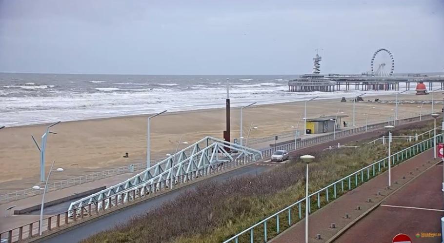Het strandweer voor komende dagen