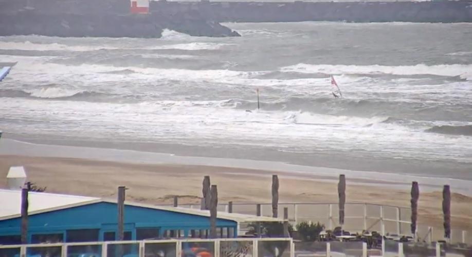 Het strandweer voor het 3e weekend van maart
