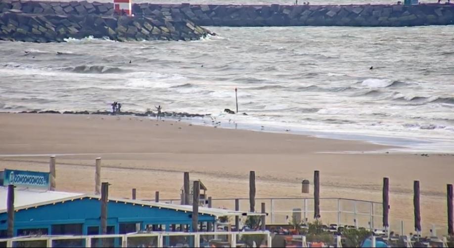 Het strandweer voor dinsdag 16 juli