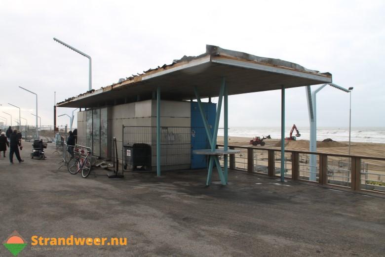Gemeente Den Haag wil filmpjes en foto's van vreugdevuur Scheveningen