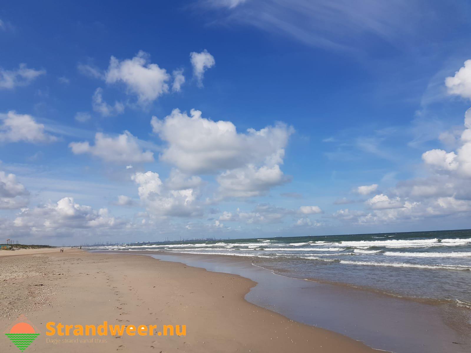 Het strandweer voor donderdag 22 augustus