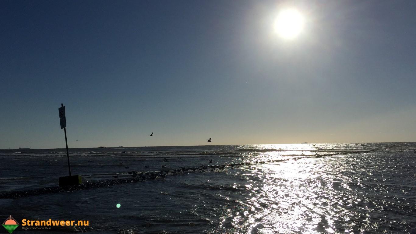 Het strandweer voor donderdag 4 juli