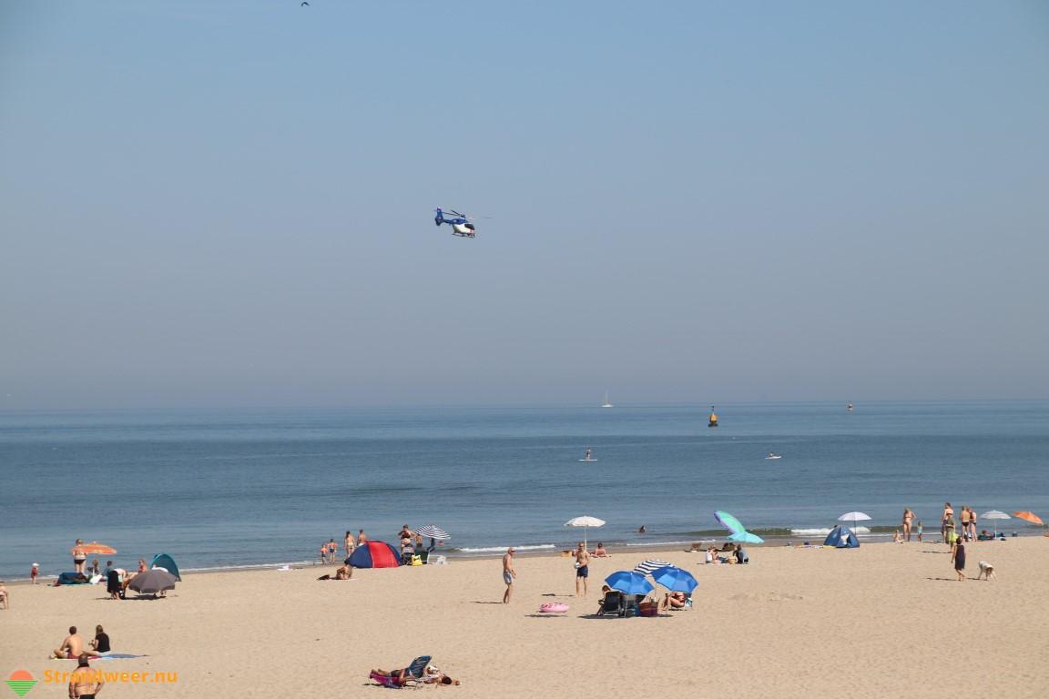 Het strandweer voor woensdag 28 augustus