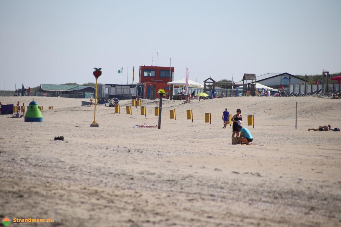 Veranderingen op het Westlandse strand