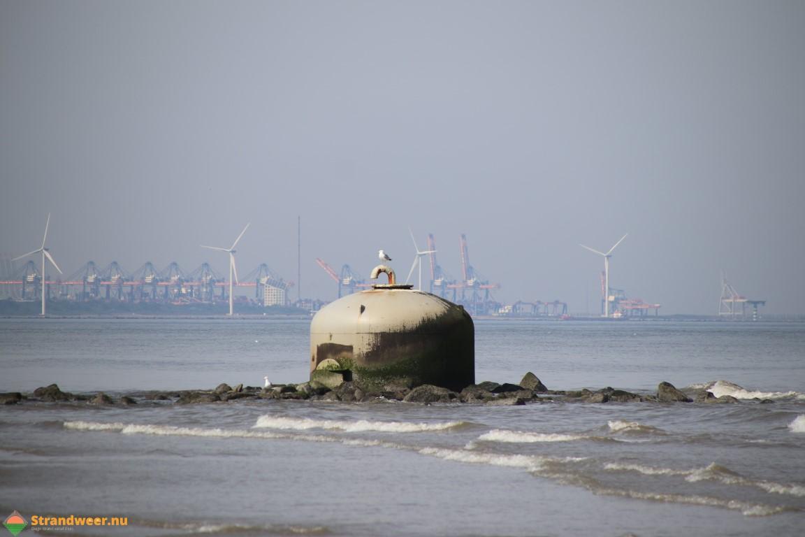 Het strandweer voor vrijdag 1 november