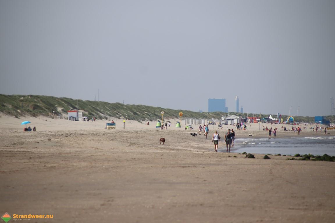 Het strandweer voor woensdag 17 juli