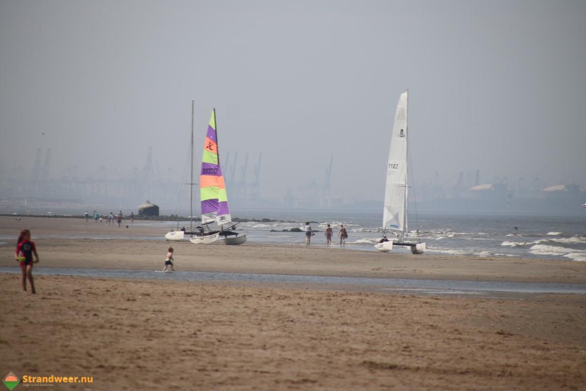 Het strandweer voor het weekend van 21-22 december