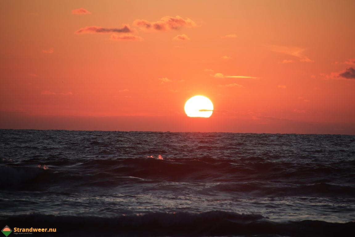 Het strandweer voor maandag 8 juli