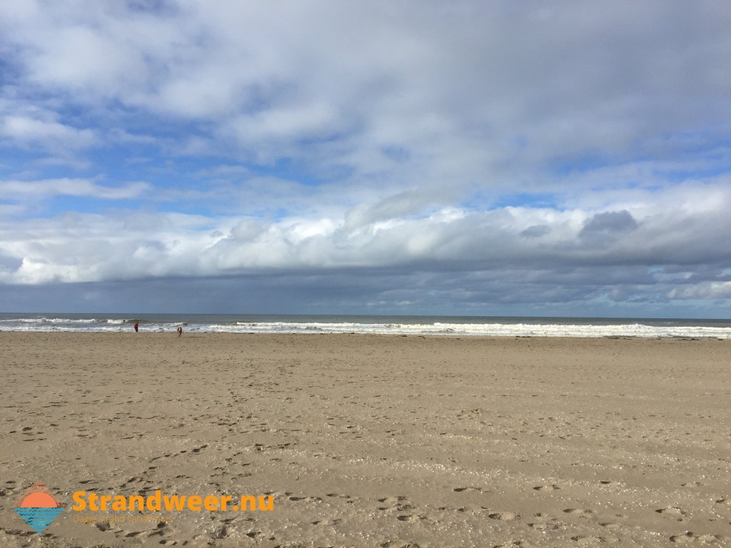 Het strandweer voor maandag 6 januari