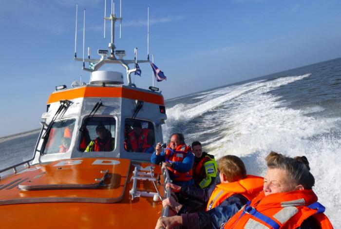 Reddingbootdag Ter Heijde op zaterdag 11 mei