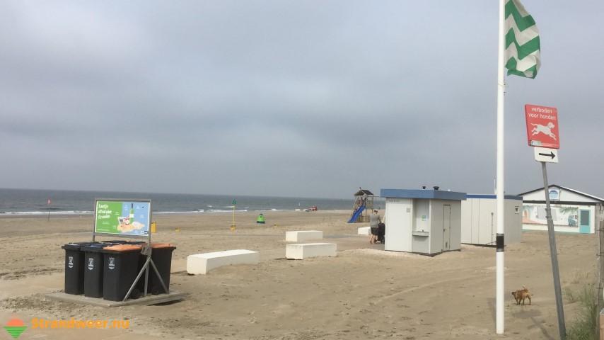 Het strandweer voor zondag 28 juli