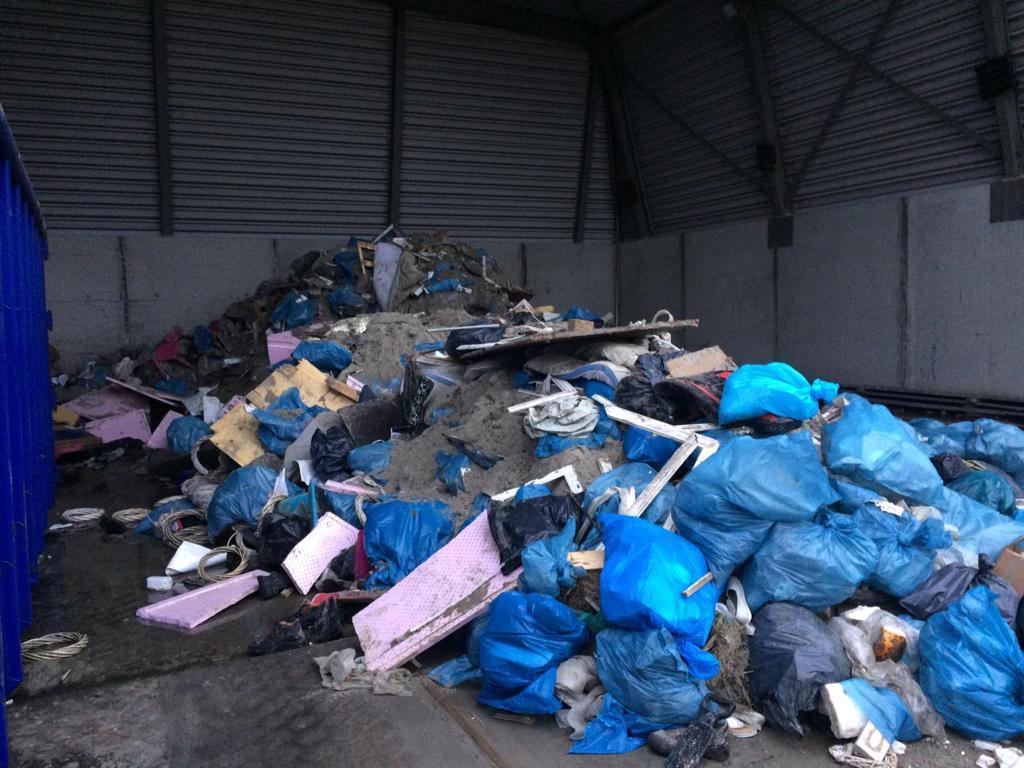 Honderden vrijwilligers maken waddeneilanden schoon