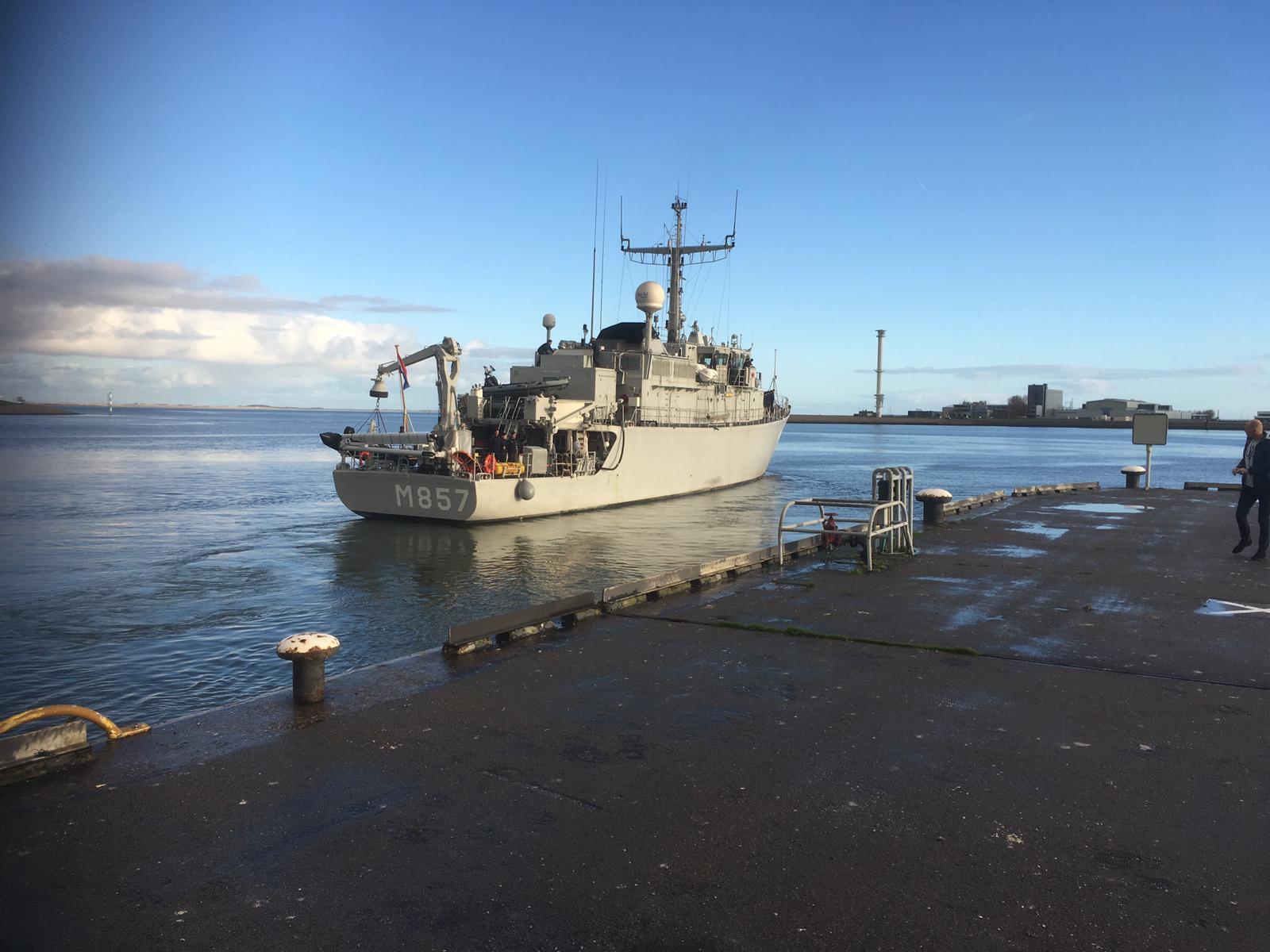 Zoektocht naar vermiste vissers hervat