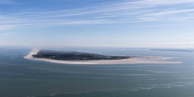 Nieuw zand voor waterveiligheid Schiermonnikoog