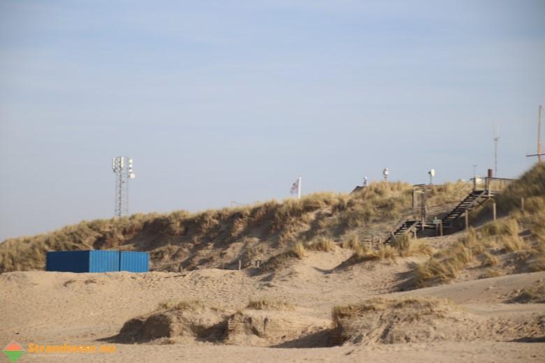 Het strandweer voor woensdag 23 oktober