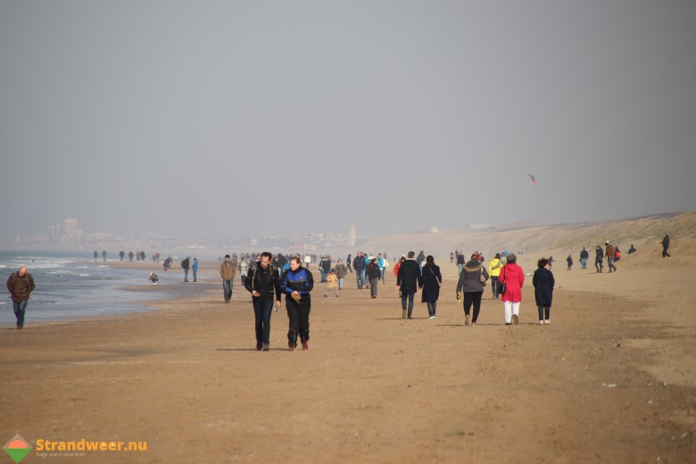 Het strandweer voor dinsdag 8 oktober
