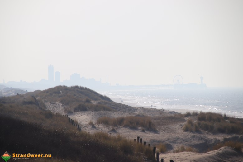 Het strandweer voor woensdag 4 december