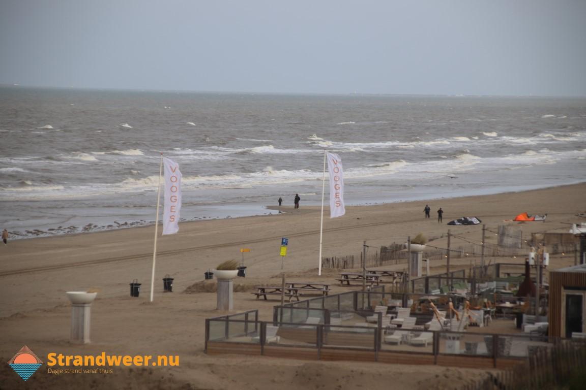 Het strandweer voor zondag 17 november