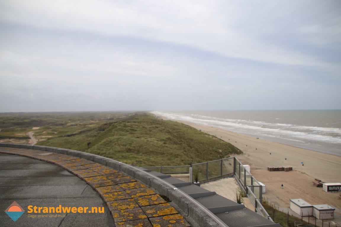 Het strandweer voor donderdag 28 november