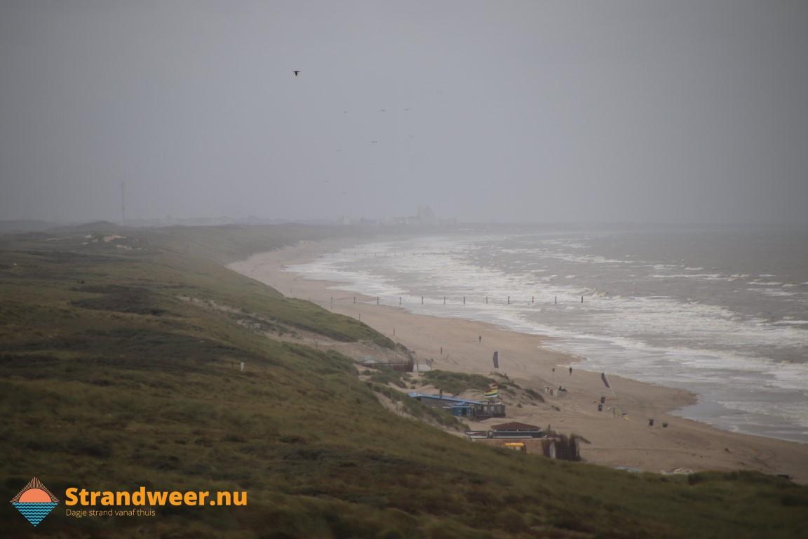 Het strandweer voor dinsdag 15 oktober