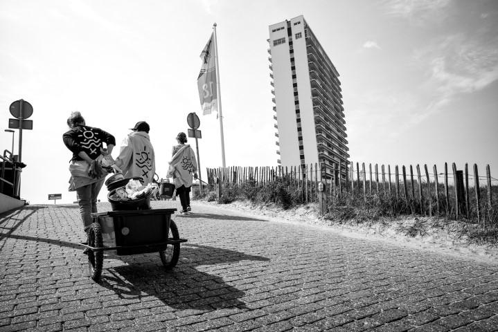 Juttersgeluk opent Pop-up atelier in Zandvoort