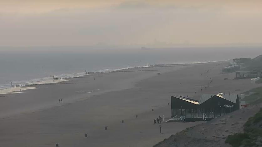 Het strandweer voor vrijdag 16 augustus