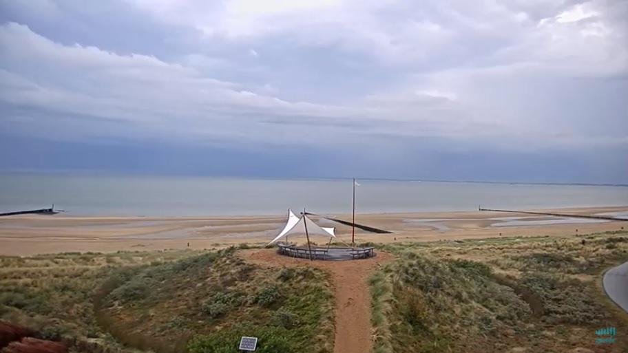 Het strandweer voor woensdag 5 juni