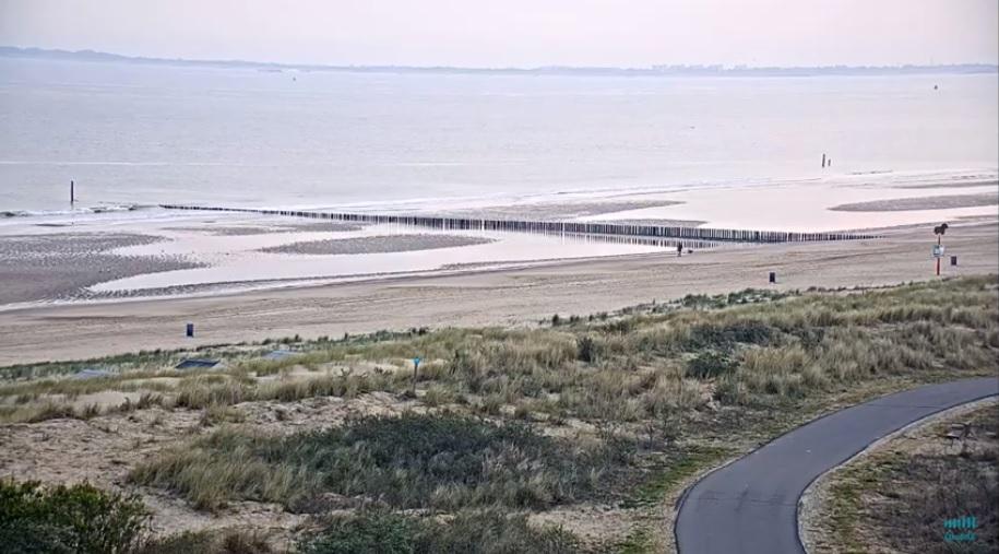 Het strandweer voor dinsdag 7 mei