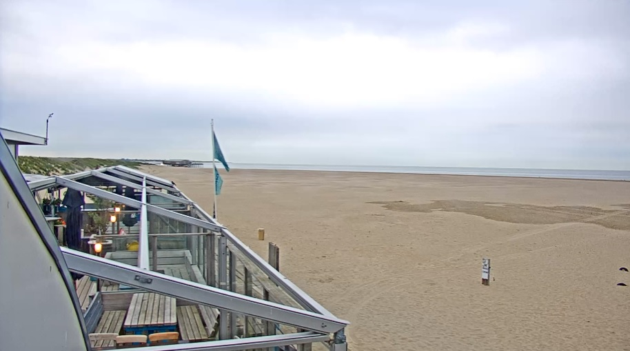 Het strandweer voor woensdag 10 juli